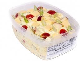 Salate mit Käse