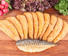 Makrelenfilets, natur