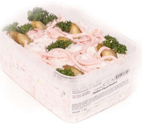 Putenfleischsalat